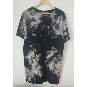 Tie dye Long T-shirt / Dress
